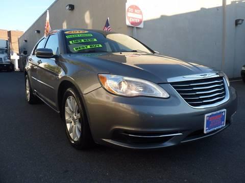 2012 Chrysler 200 for sale in Irvington, NJ