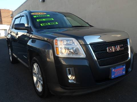 2010 GMC Terrain for sale at Affordable Auto Sales in Irvington NJ