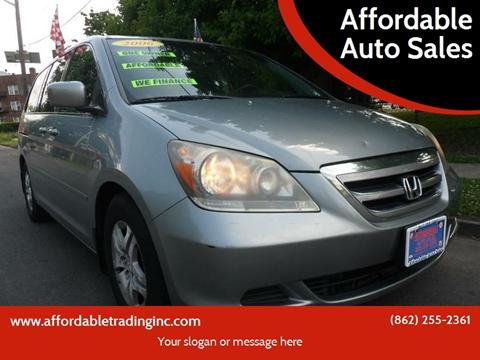 2006 Honda Odyssey for sale in Irvington, NJ