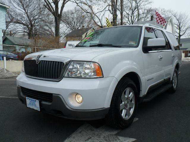 2004 Lincoln Navigator for sale at Affordable Auto Sales in Irvington NJ