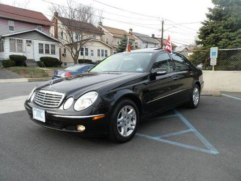 2006 Mercedes-Benz E-Class for sale at Affordable Auto Sales in Irvington NJ