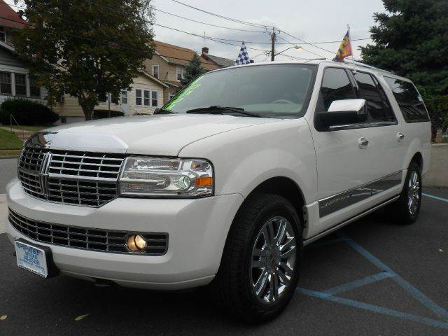 2008 Lincoln Navigator L for sale at Affordable Auto Sales in Irvington NJ