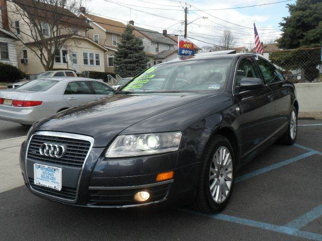 2006 Audi A6 for sale at Affordable Auto Sales in Irvington NJ