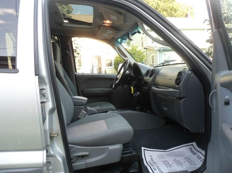 2005 Jeep Liberty Sport 4WD 4dr SUV - Irvington NJ