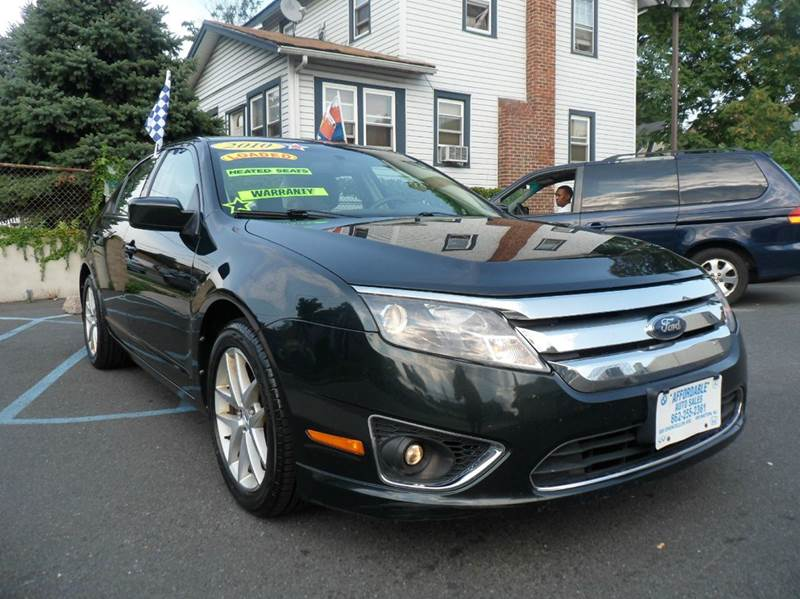 2010 Ford Fusion SEL 4dr Sedan - Irvington NJ