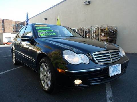 2005 Mercedes-Benz C-Class for sale at Affordable Auto Sales in Irvington NJ