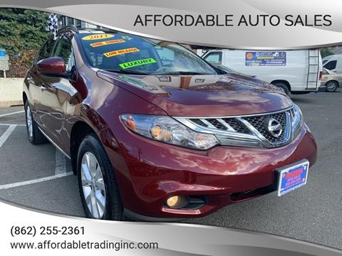 2011 Nissan Murano for sale in Irvington, NJ
