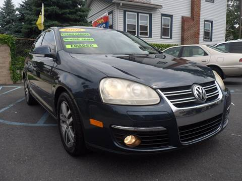 2006 Volkswagen Jetta for sale at Affordable Auto Sales in Irvington NJ