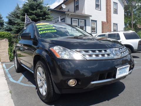 2007 Nissan Murano for sale at Affordable Auto Sales in Irvington NJ