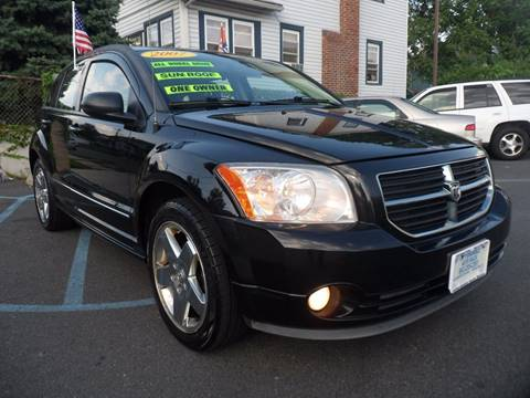 2007 Dodge Caliber for sale at Affordable Auto Sales in Irvington NJ
