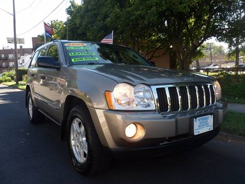 2005 Jeep Grand Cherokee for sale at Affordable Auto Sales in Irvington NJ