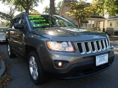 2011 Jeep Compass for sale at Affordable Auto Sales in Irvington NJ