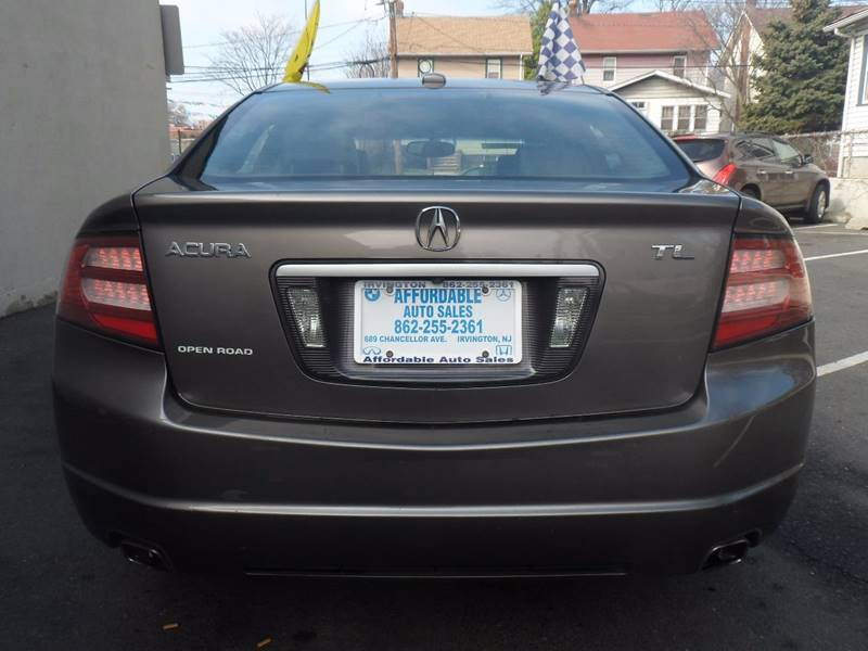 2008 Acura TL 4dr Sedan w/Navigation - Irvington NJ