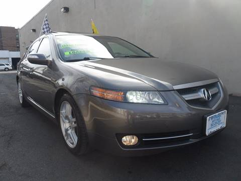 2008 Acura TL for sale at Affordable Auto Sales in Irvington NJ