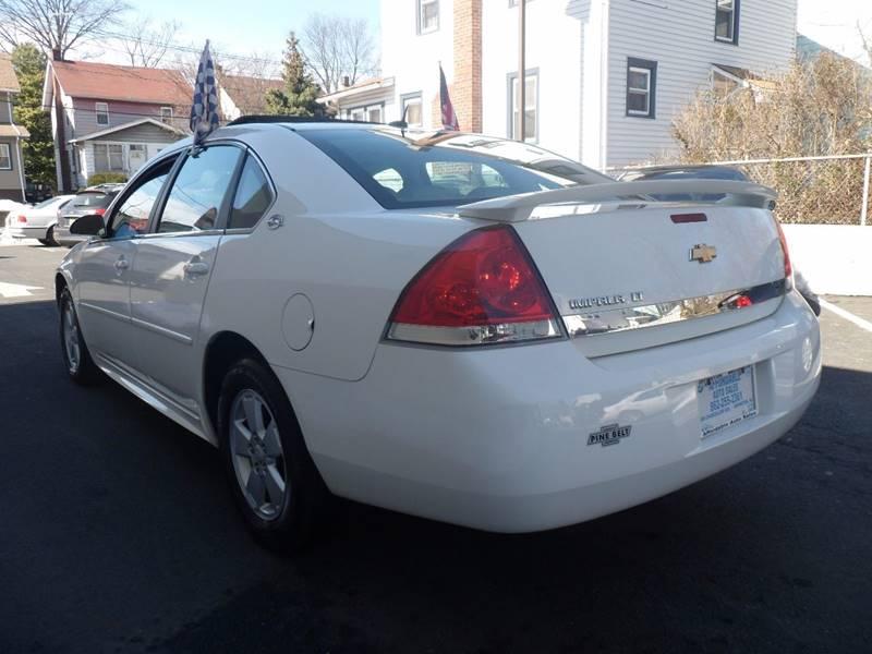 2009 Chevrolet Impala LT 4dr Sedan - Irvington NJ