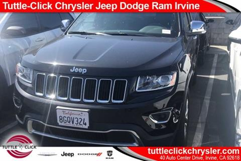 Tuttle Click Jeep >> Tuttle Click Chrysler Jeep Dodge Ram Irvine Ca Inventory Listings