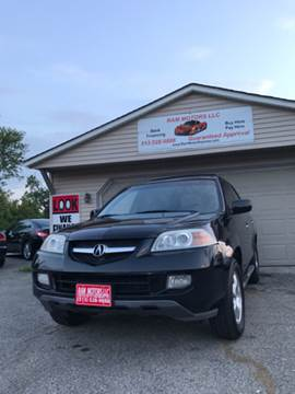 2006 Acura MDX for sale in Cincinnati, OH