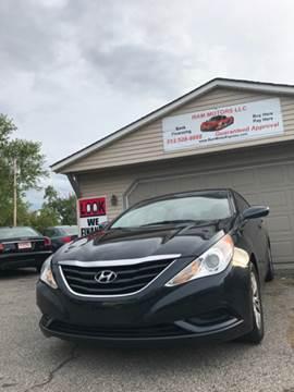 2012 Hyundai Sonata for sale in Cincinnati, OH
