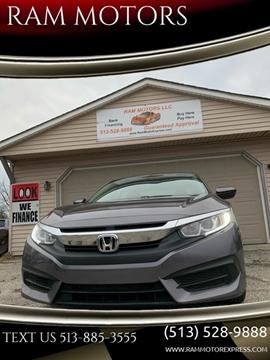 2017 Honda Civic for sale in Cincinnati, OH