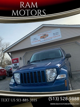2010 Jeep Liberty for sale in Cincinnati, OH