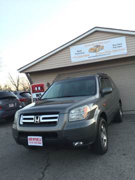 2007 Honda Pilot for sale in Cincinnati, OH