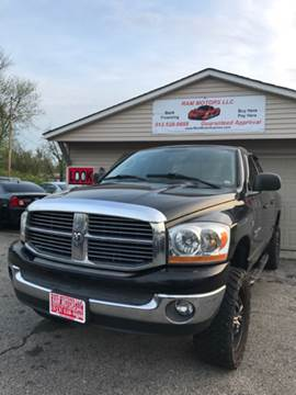 2006 Dodge Ram Pickup 1500 for sale in Cincinnati, OH