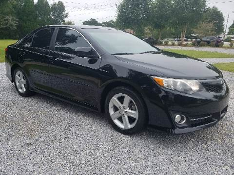 2013 Toyota Camry for sale in Fairhope, AL