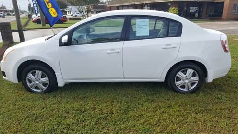 2008 Nissan Sentra for sale at Smithfield Auto & Truck Center in Smithfield VA