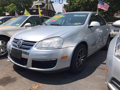 2008 Volkswagen Jetta for sale in East Lansdowne, PA