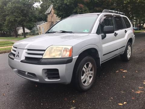 2004 Mitsubishi Endeavor for sale in East Lansdowne, PA