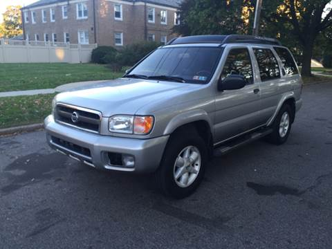 2002 Nissan Pathfinder for sale in East Lansdowne, PA
