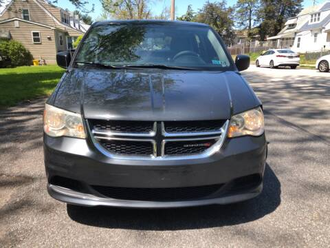2012 Dodge Grand Caravan for sale at Michaels Used Cars Inc. in East Lansdowne PA