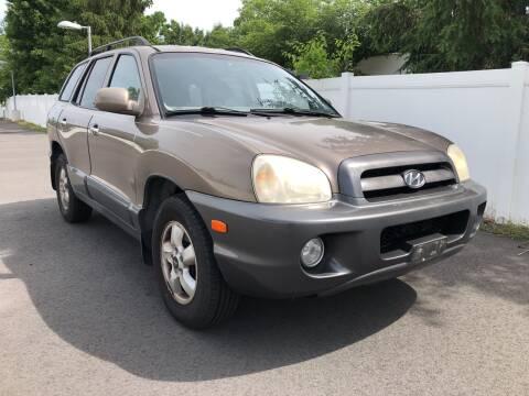 2005 Hyundai Santa Fe for sale at Michaels Used Cars Inc. in East Lansdowne PA
