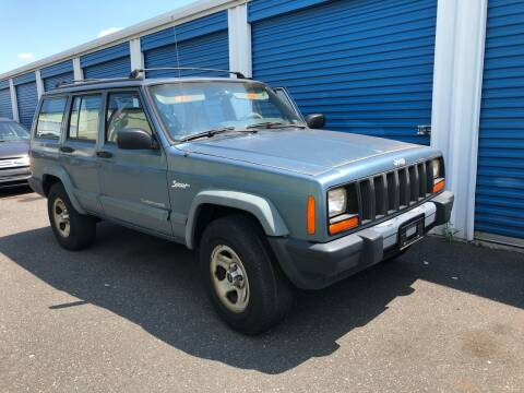 1997 Jeep Cherokee for sale at Michaels Used Cars Inc. in East Lansdowne PA