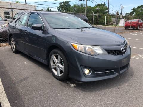 2012 Toyota Camry for sale at Michaels Used Cars Inc. in East Lansdowne PA