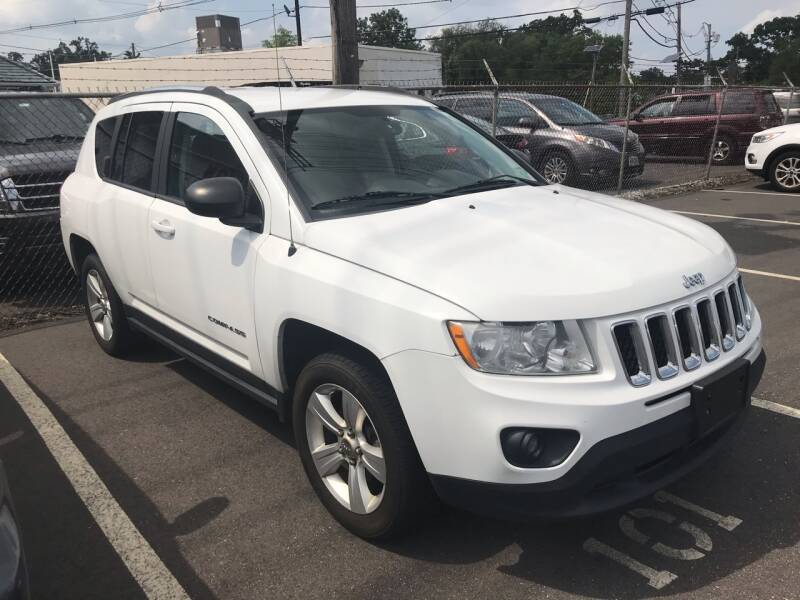 2012 Jeep Compass for sale at Michaels Used Cars Inc. in East Lansdowne PA