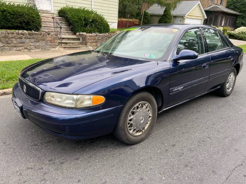 2002 Buick Century for sale at Michaels Used Cars Inc. in East Lansdowne PA