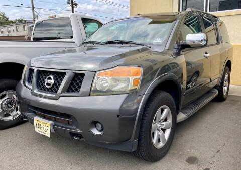 2008 Nissan Armada for sale at Michaels Used Cars Inc. in East Lansdowne PA