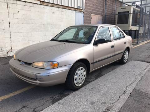 2001 Chevrolet Prizm for sale in East Lansdowne, PA