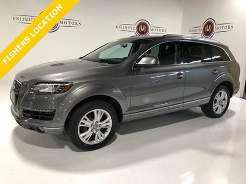 2010 Audi Q7 for sale in Fishers, IN