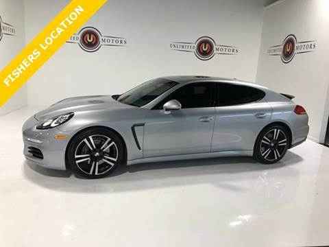 2015 Porsche Panamera for sale in Fishers, IN