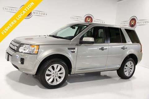 2012 Land Rover LR2 for sale in Fishers, IN
