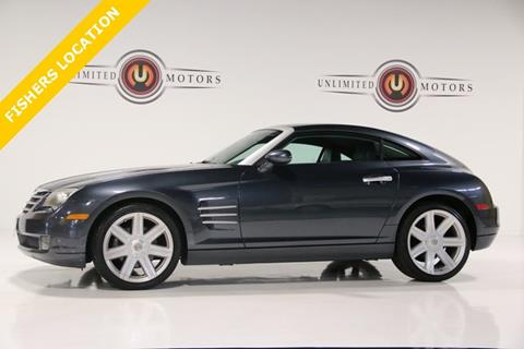 2006 Chrysler Crossfire for sale in Fishers, IN