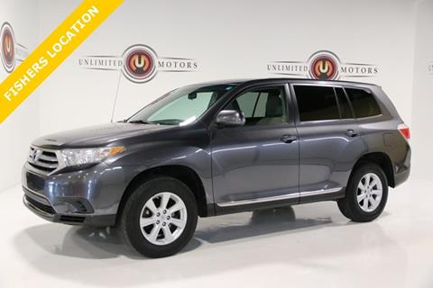 2011 Toyota Highlander for sale in Fishers, IN