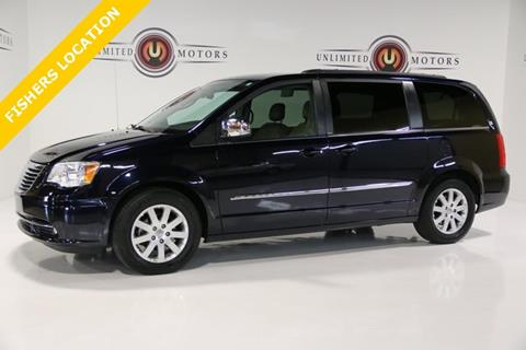 2011 Chrysler Town and Country for sale in Fishers, IN