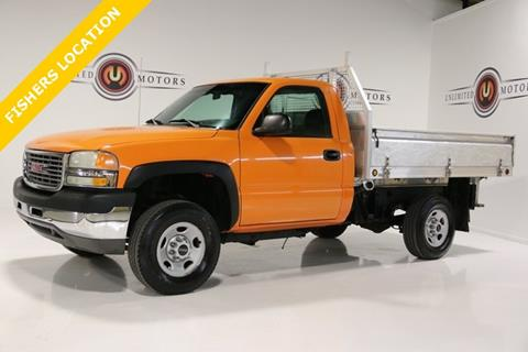 2002 GMC Sierra 2500HD for sale in Fishers, IN
