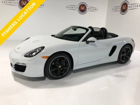 2016 Porsche Boxster for sale in Fishers, IN