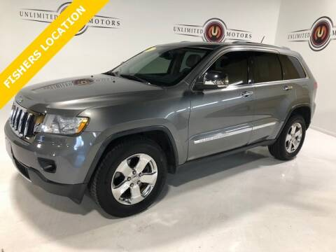 2011 Jeep Grand Cherokee for sale in Fishers, IN