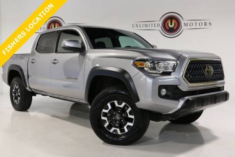 2019 Toyota Tacoma for sale at Unlimited Motors in Fishers IN