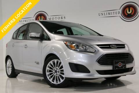 2017 Ford C-MAX Energi for sale at Unlimited Motors in Fishers IN